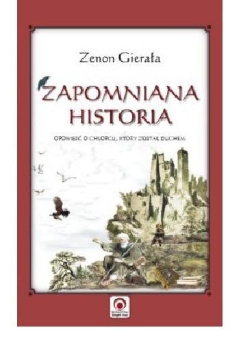 Okładka książki Zapomniana historia