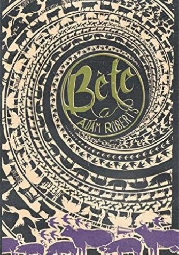 Okładka książki Bête