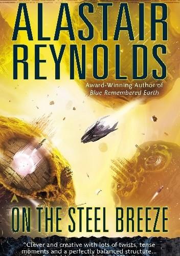 Okładka książki On the Steel Breeze