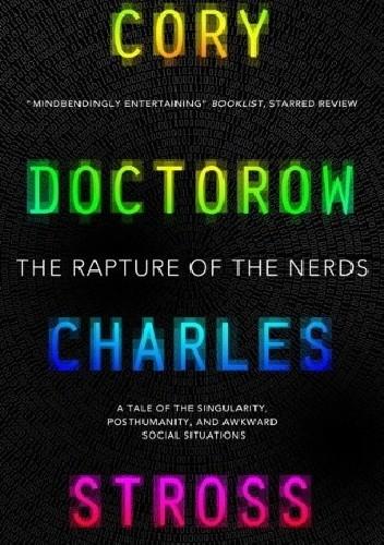 Okładka książki The Rapture of the Nerds