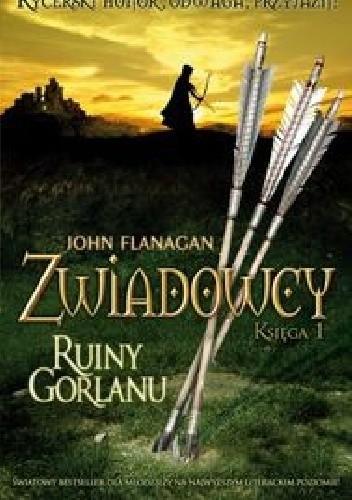 Okładka książki Ruiny Gorlanu