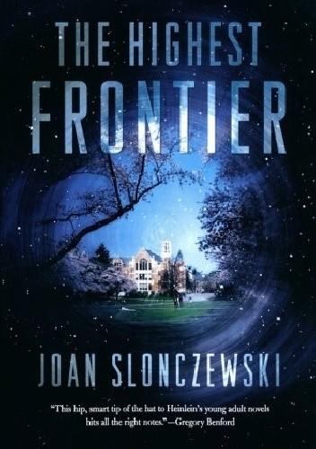 Okładka książki The Highest Frontier