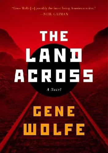 Okładka książki The Land Across