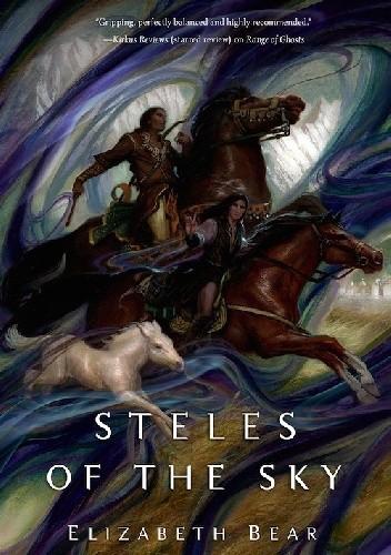 Okładka książki Steles of the Sky