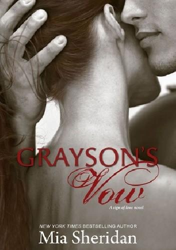 Okładka książki Grayson's Vow