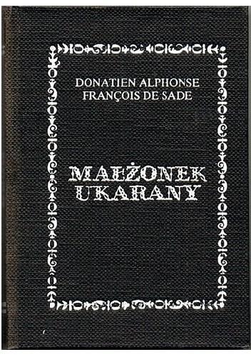 Okładka książki Małżonek ukarany