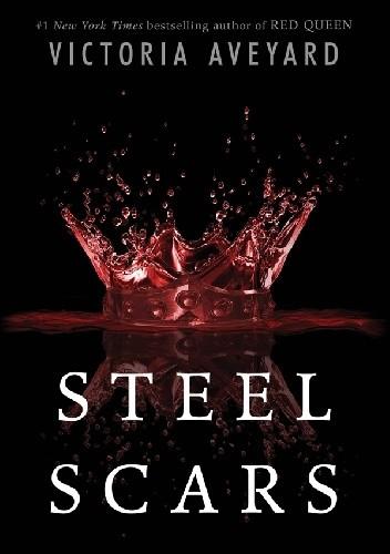 Okładka książki Steel Scars