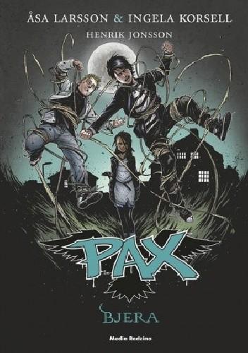 Okładka książki Pax. Bjera