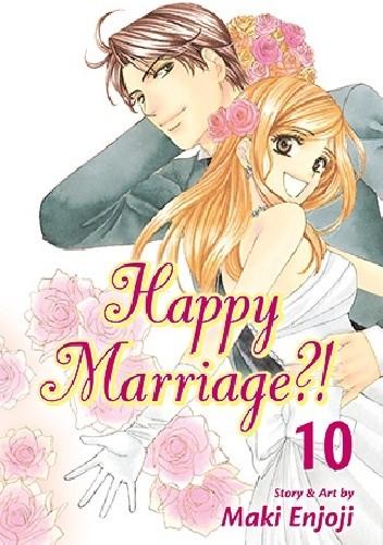 Okładka książki Happy Marriage?! 10