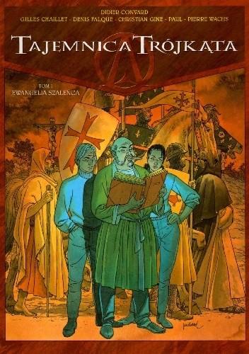 Okładka książki Tajemnica Trójkąta - Ewangelia szaleńca