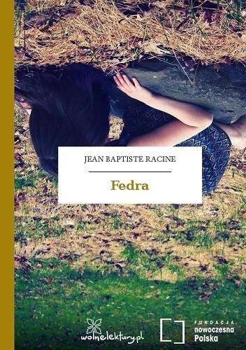 Okładka książki Fedra