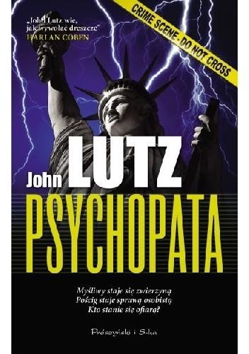 Okładka książki Psychopata