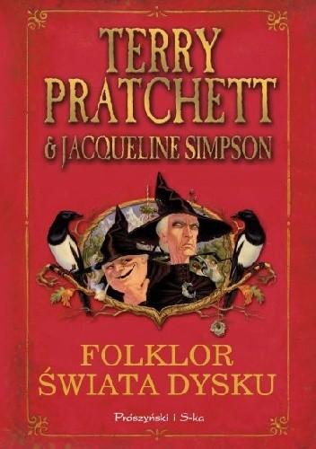 Okładka książki Folklor Świata Dysku