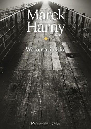 Okładka książki Wolontariuszka