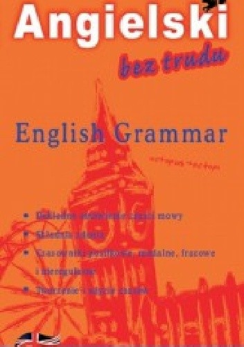 Okładka książki Angielski bez trudu. English Grammar