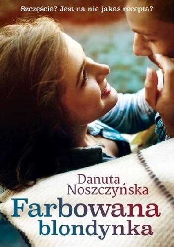 Okładka książki Farbowana blondynka