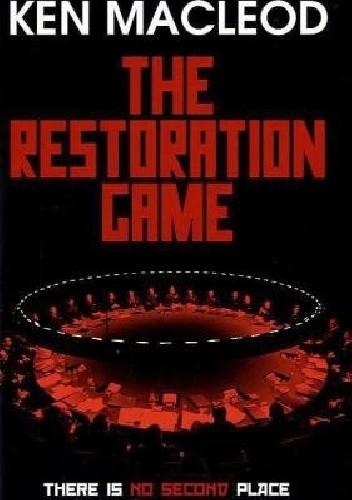 Okładka książki The Restoration Game