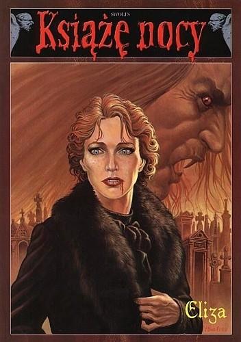 Okładka książki Książę nocy - 6 - Eliza