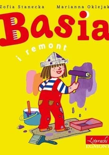 Okładka książki Basia i remont