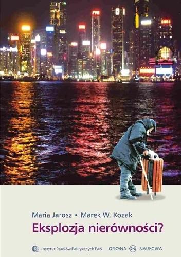 Okładka książki Eksplozja nierówności?