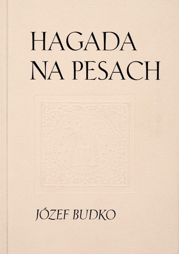 Okładka książki Hagada na Pesach