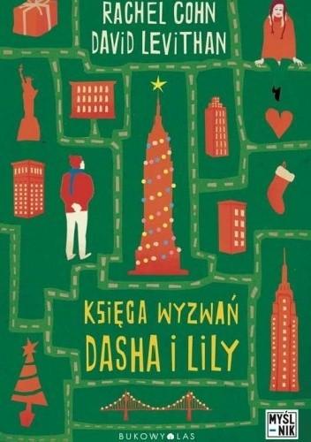 Okładka książki Księga Wyzwań Dasha i Lily