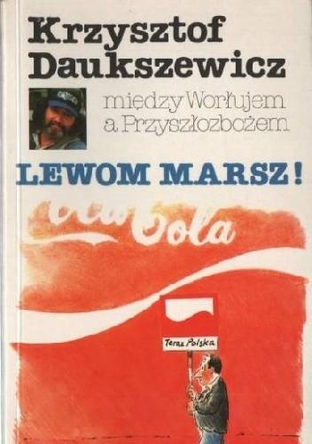 Okładka książki Lewom Marsz