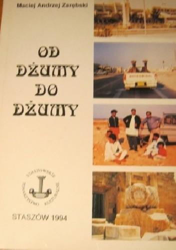 Okładka książki Od dżumy do dżumy