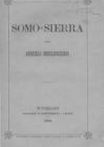Okładka książki Somosierra