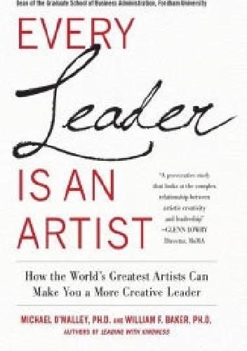 Okładka książki Every Leader is an Artist
