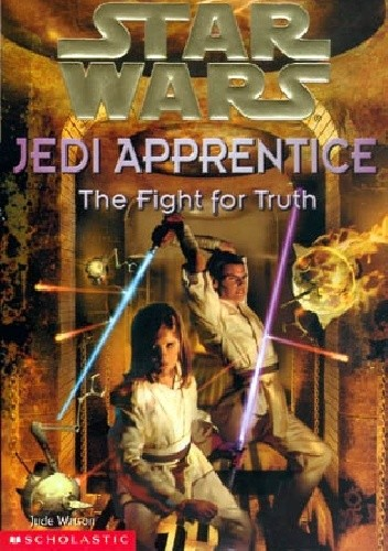 Okładka książki Jedi Apprentice: The Fight for Truth