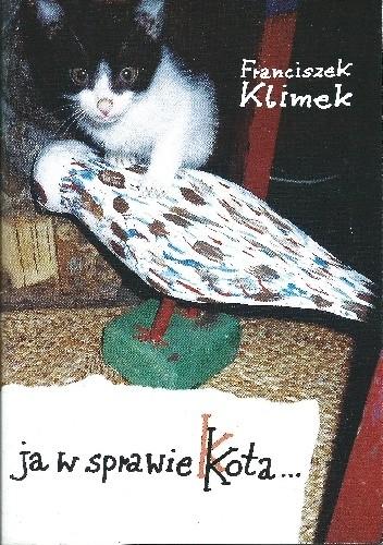 Okładka książki ja w sprawie kota...