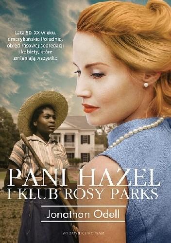Okładka książki Pani Hazel i Klub Rosy Parks