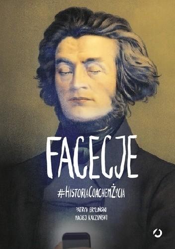Okładka książki Facecje