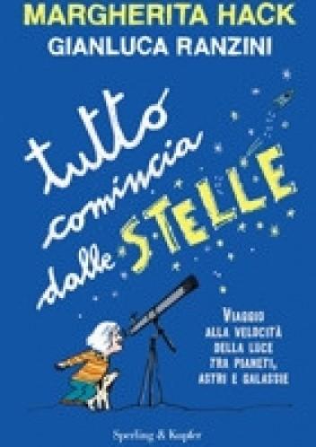 Okładka książki Tutto comincia dalle stelle
