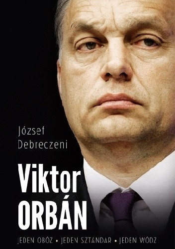 Okładka książki Viktor Orbán