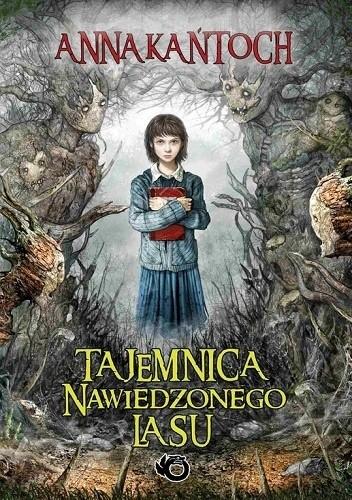 Okładka książki Tajemnica Nawiedzonego Lasu