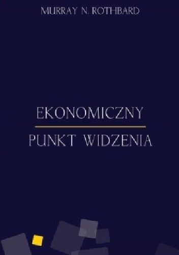 Okładka książki Ekonomiczny punkt widzenia