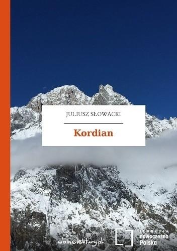 Okładka książki Kordian