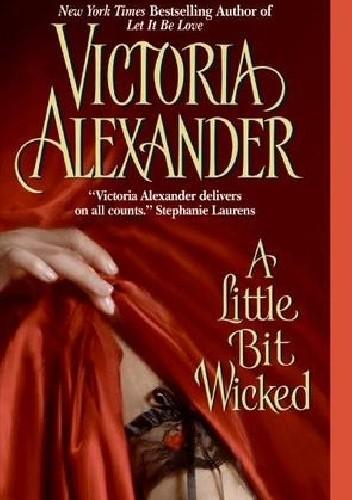 Okładka książki A Little Bit Wicked