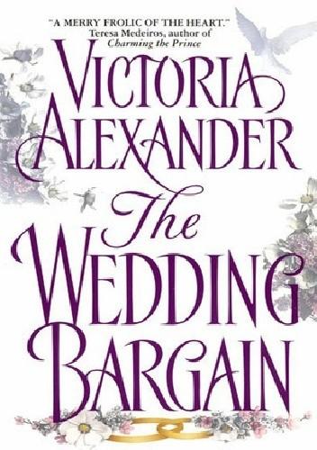 Okładka książki The Wedding Bargain