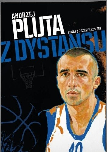 Okładka książki Andrzej Pluta z dystansu