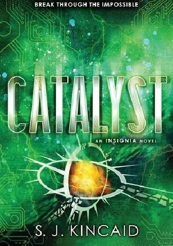 Okładka książki Catalyst