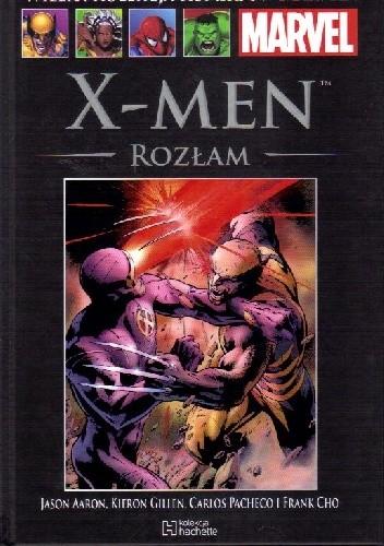 Okładka książki X-Men. Rozłam