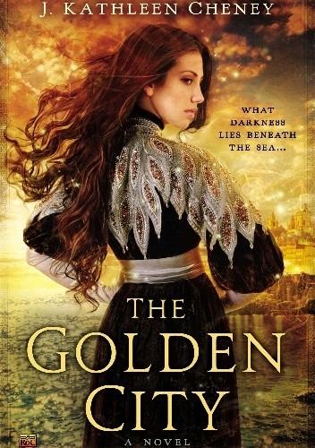 Okładka książki The Golden City