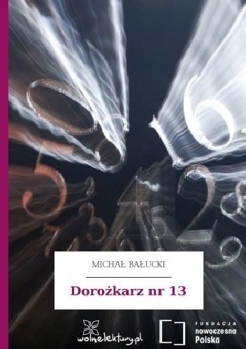 Okładka książki Dorożkarz nr 13