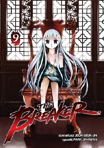 Okładka książki The Breaker t.9