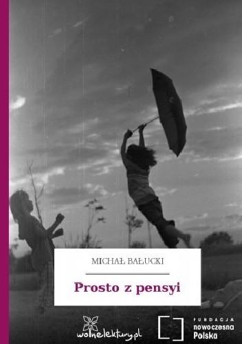 Okładka książki Prosto z pensyi
