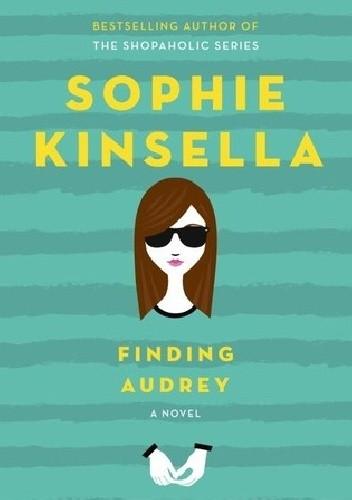 Okładka książki Finding Audrey