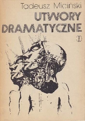 Okładka książki Utwory dramatyczne. Tom II